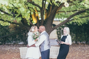 Bianca Way Canberra Celebrant moves out of the way